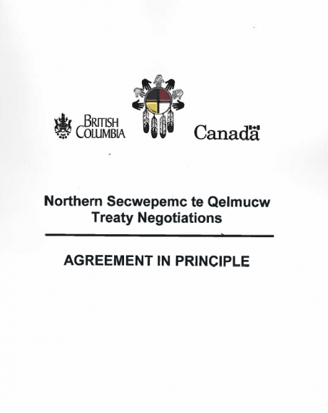 NStQ Agreement in Principle