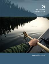 BC Treaty 2018 Annual Report